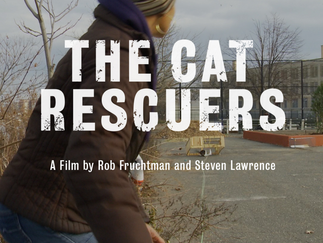 """Help Support """"The Cat Rescuers"""""""