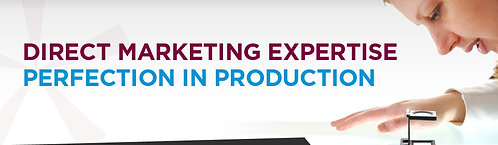 Commercial Print & Direct Mail Management Consultant Services