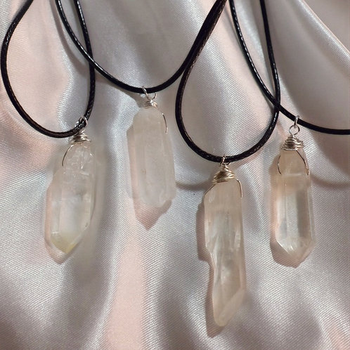 Quartz Protector Necklace