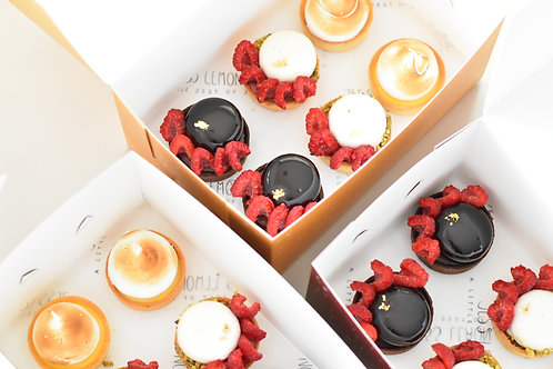 Mixed Tart box set (Last delivery date 13th of September)