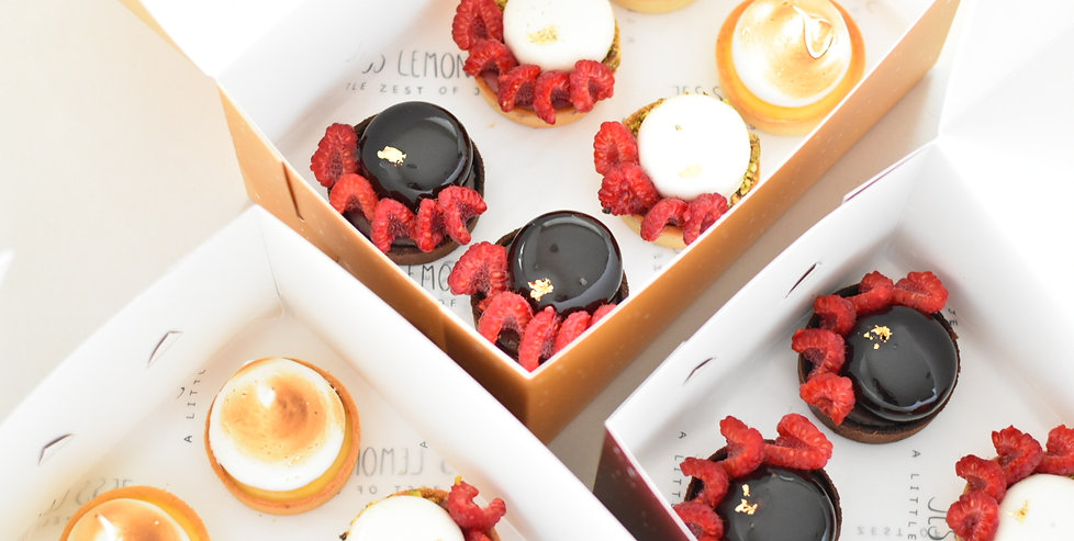 Mixed Tart box set (AVAILABLE 15th, 16th, 22nd, 23rd January)