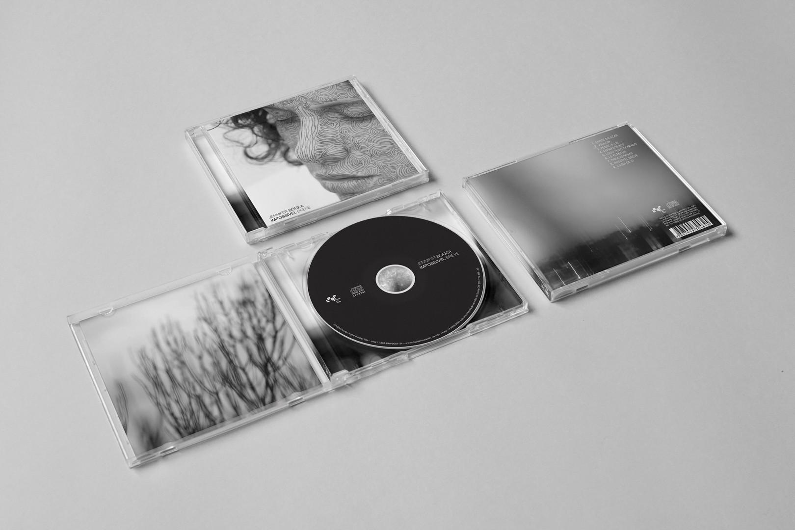 IMPOSSÍVEL BREVE - CD