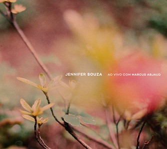 JENNIFER SOUZA AO VIVO COM MARCUS ABJAUD - CD