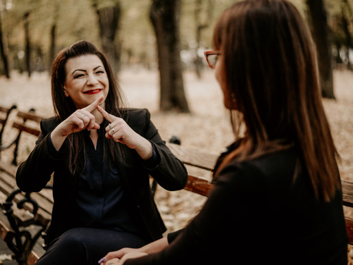 How To Hire A Sign Language Interpreter
