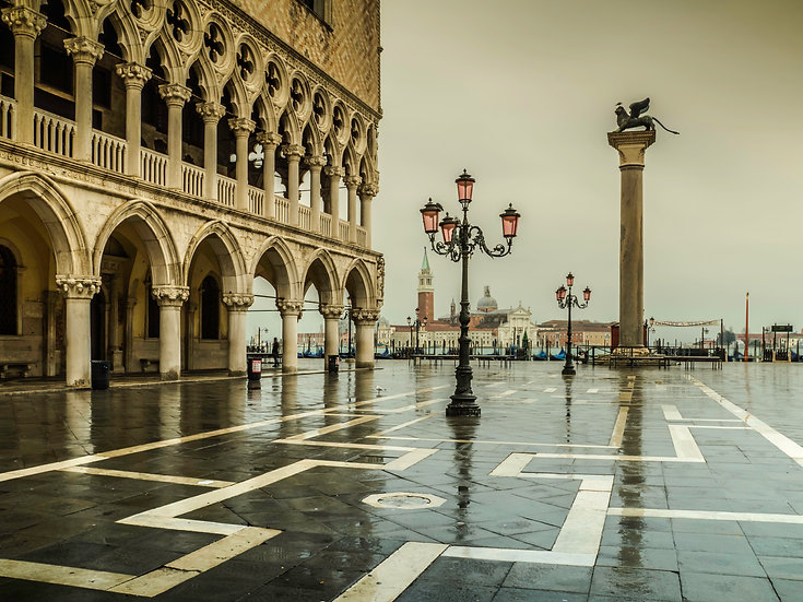 Fine Art Print Venice Italy