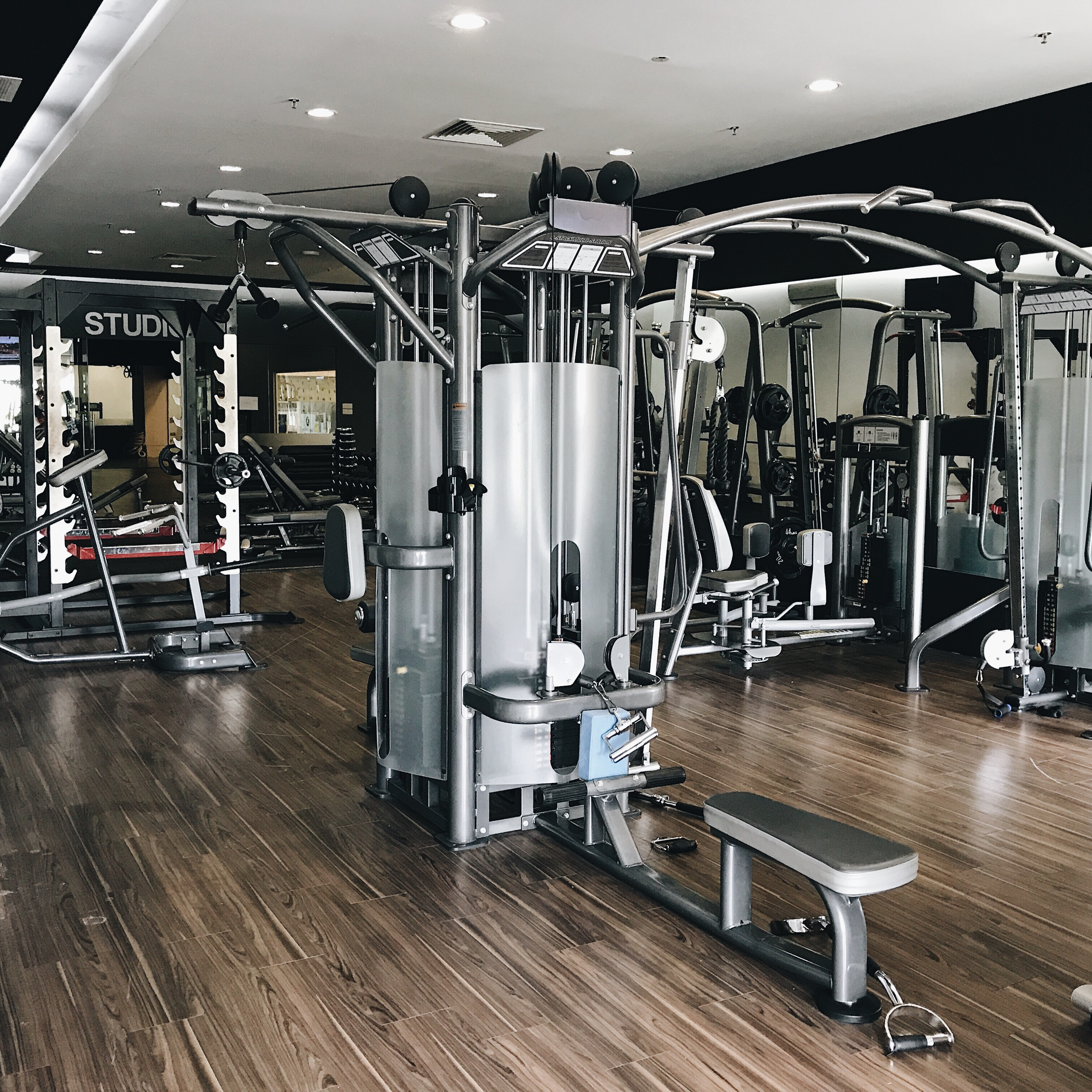 GYM OVERVIEW 2