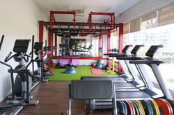 Cardio and functional area