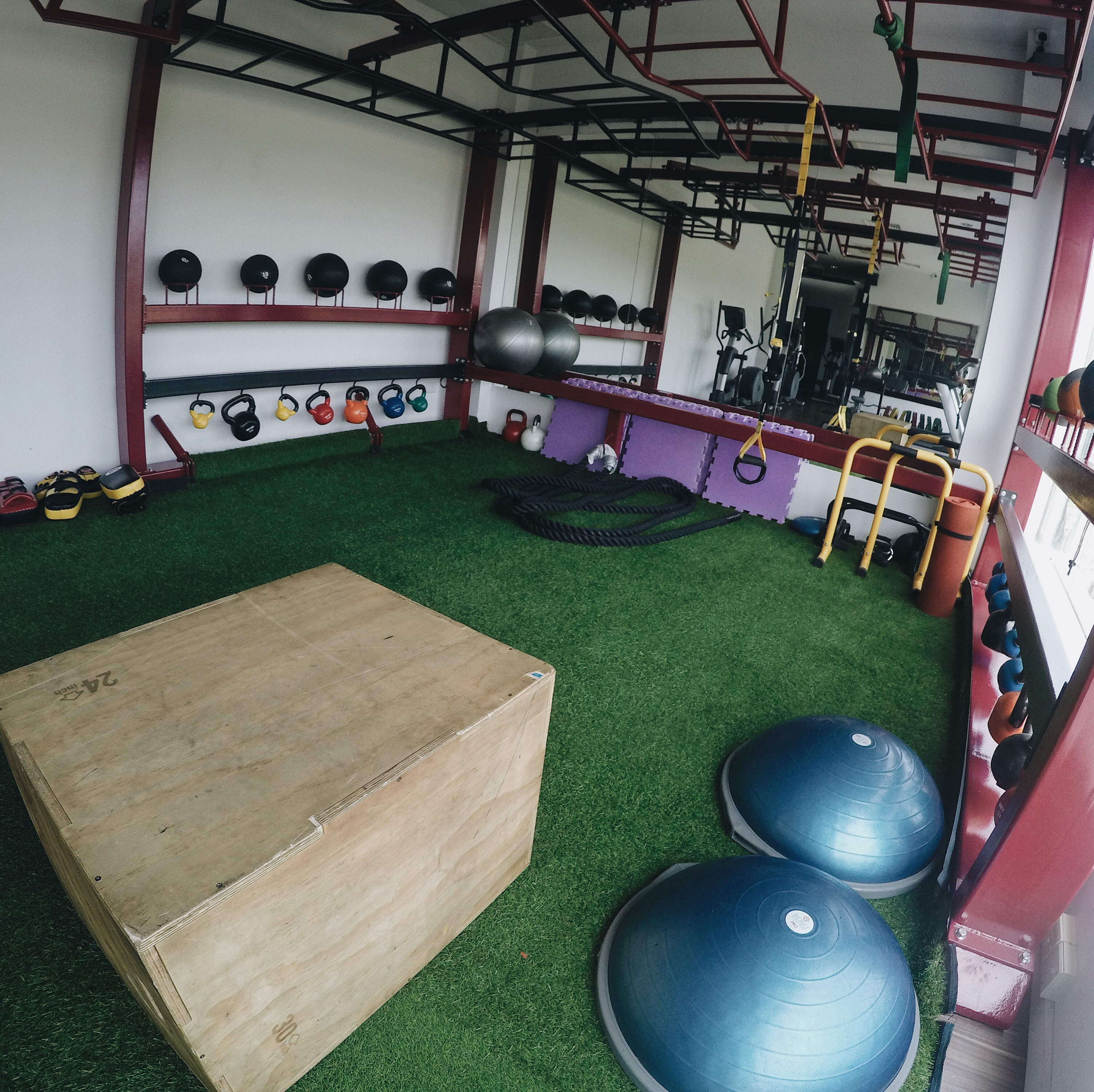 FUNCTIONAL TRAINING AREA 2
