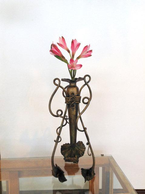 Bronze Table Vase