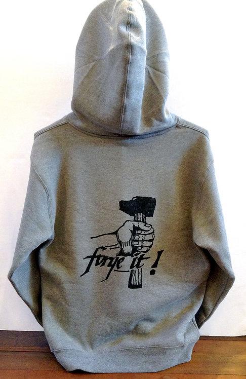 """""""Forge It"""" Hoodie"""
