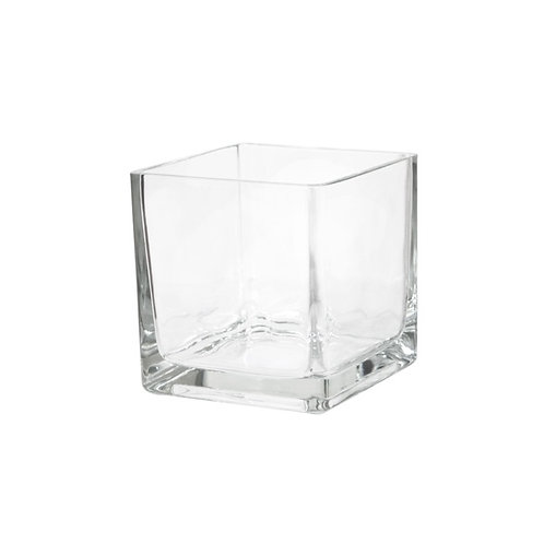 Cube Vase Assorted Sizes