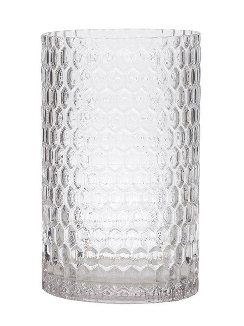 Honeycomb Cylinder Vases