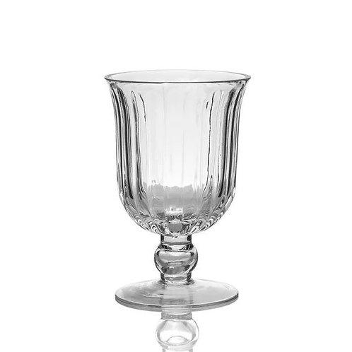Celine Footed Glass Vase