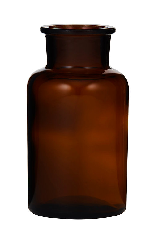 Specimen Bottle Brown