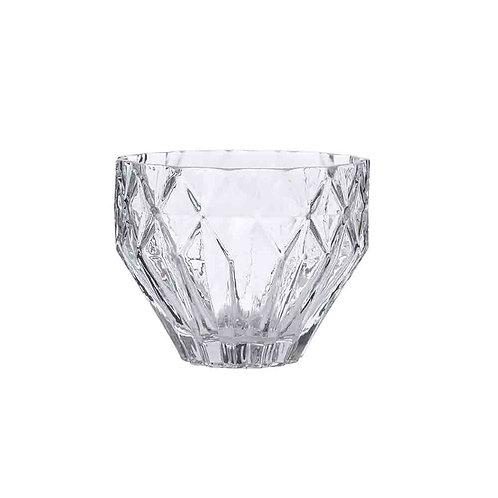 Diamond Clear Vase