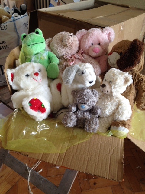 20170705 Lovely teddies from Northern Ireland