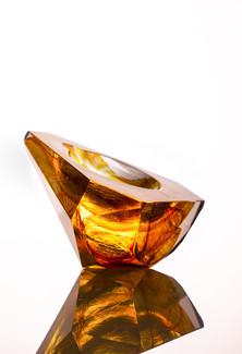 Diamond ashtray