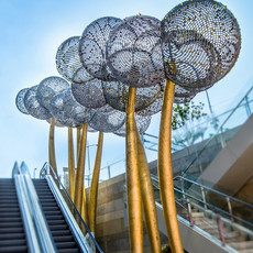 Baolong sculpture