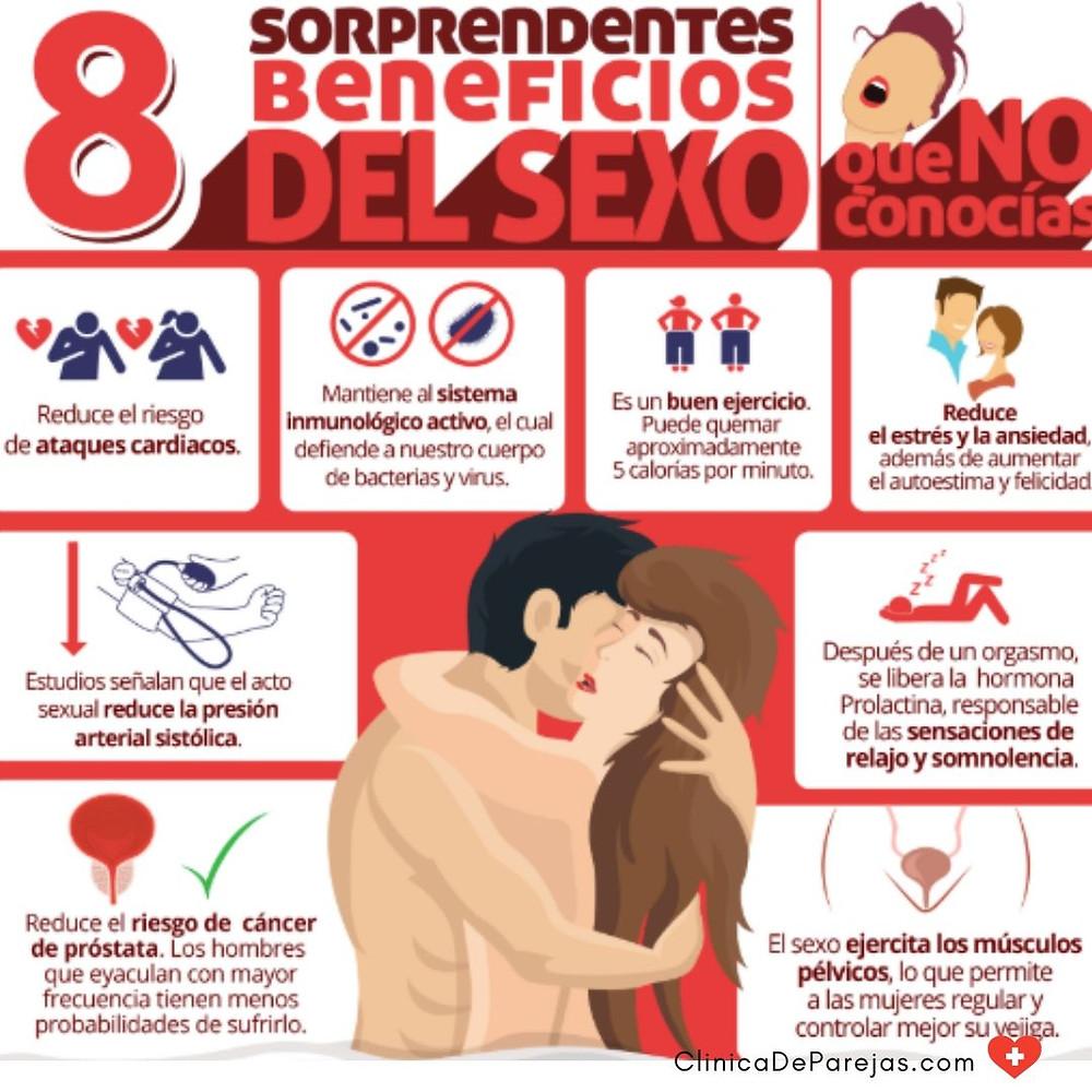 Lic. Mariana Kersz - Psicóloga y Sexóloga - Beneficios del Sexo