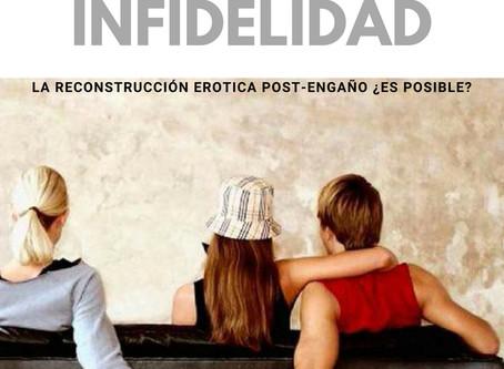 Erotismo luego de una infidelidad - Infobae