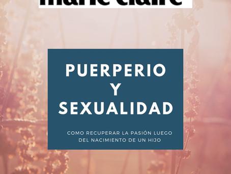 Puerperio y Sexualidad
