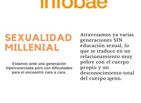 Más sexo pero menos orgasmos - Los millenials - Infobae