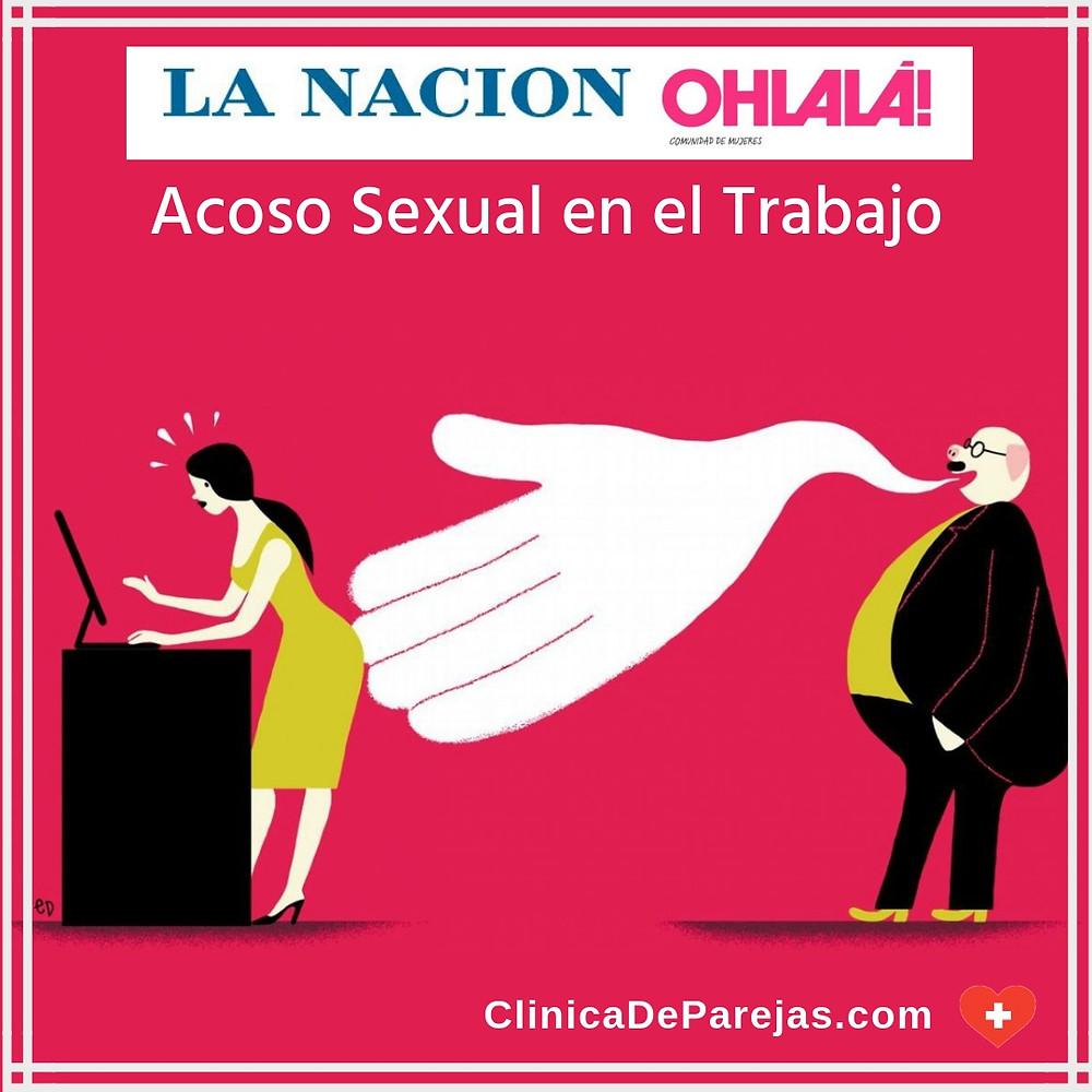 Lic. Mariana Kersz - Psicologa y Sexologa - Acoso sexual en el trabajo