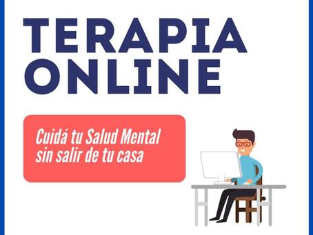 Terapia Psicológica Online