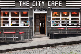 The City Cafe, Edinburgh