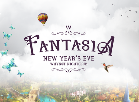 Escape to Fantasia this NYE