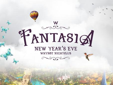 Escape to Fantasia this NYE