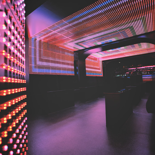 THE LED ROOM