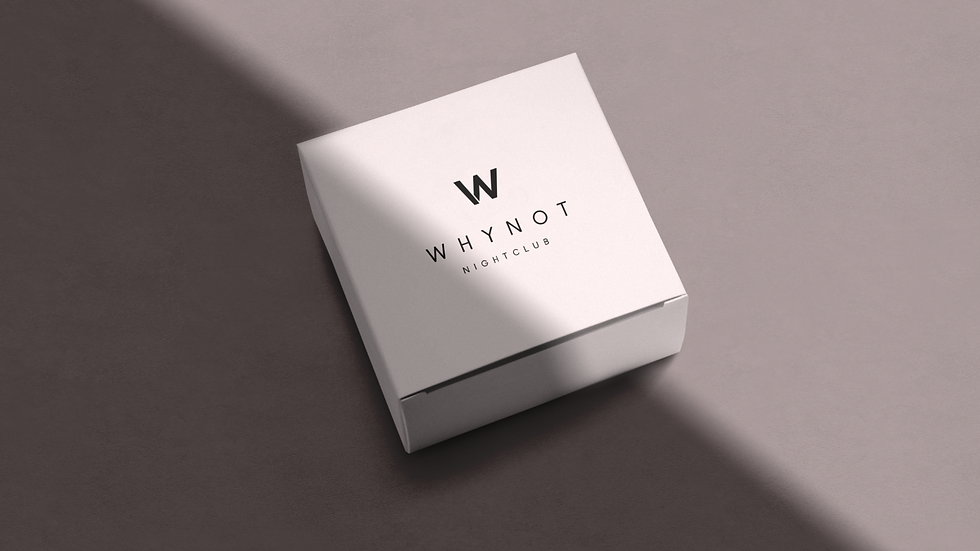 WHYNOT PARTY BOX