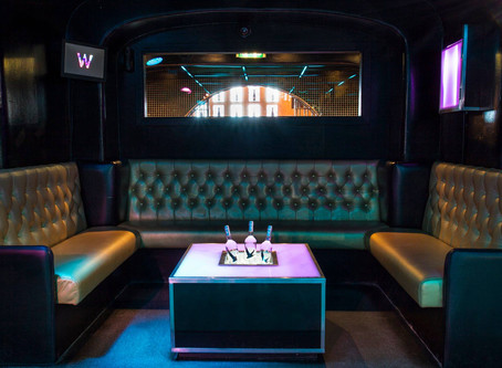 Why Not Nightclub: Brand new VIP table packages!