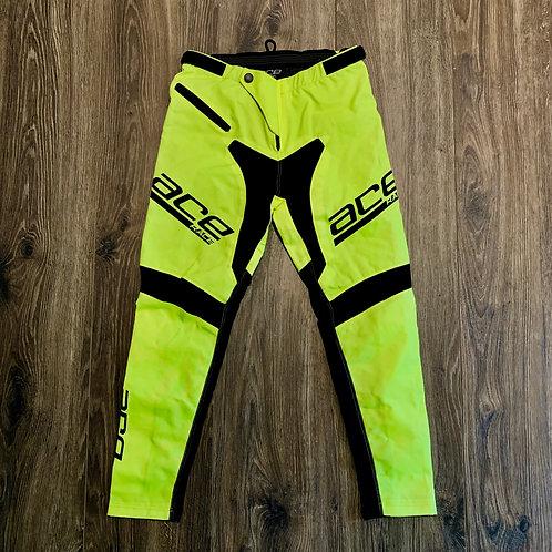Racepants - Youth Neon Yellow