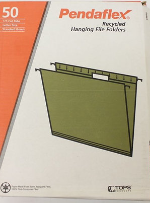 Hanging File Folders (50 Count)