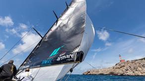 Palermo-Montecarlo, Pendragon e il Lightbay Sailing Team in regata sotto il guidone dello YCI