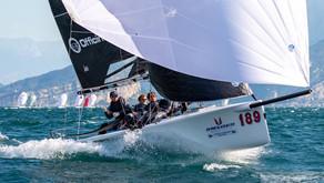 Il Lightbay Sailing Team ritorna tra le boe con Kindako
