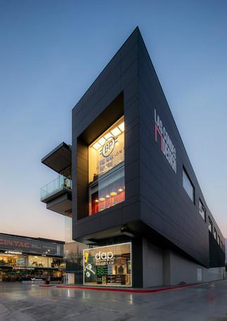 Las Condes Design Plaza