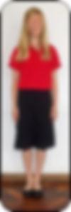 Girls Skirt Length
