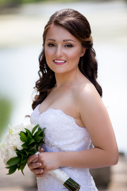 Bride on Her Day