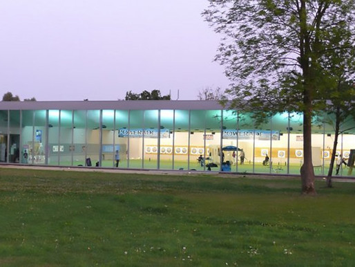 Le centre de Tir à l'Arc de Chennevières, Terre de Jeux 2024