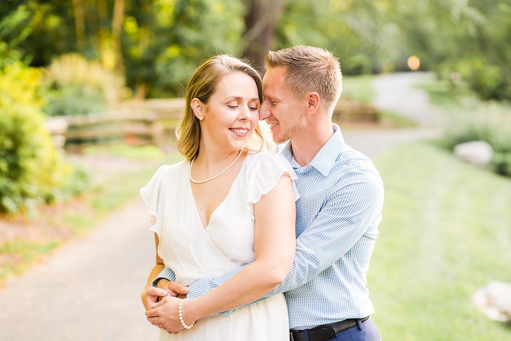 Twin Oaks Park Engagement Pictures