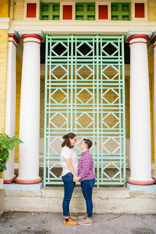 Tower Grove Park Engagement Pictures, St. Louis