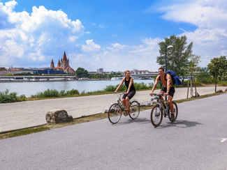 Alte Donau - 1,3 km