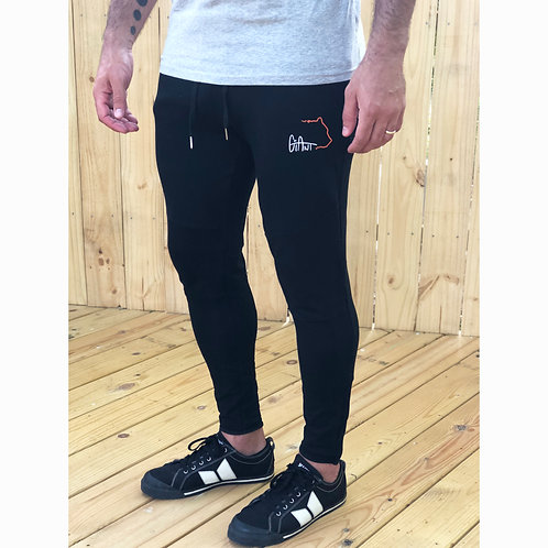 Giantborn Jogger 1 - Black