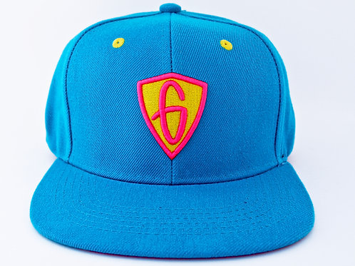 Giantborn Shielded Hat - Turquoise