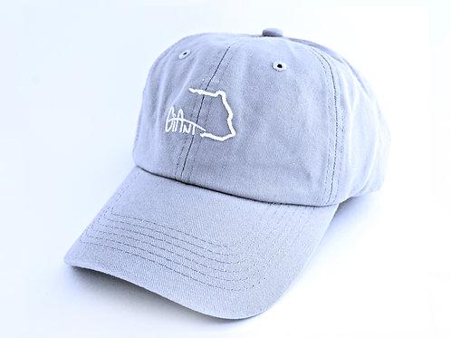 Dad Hat - Light Grey