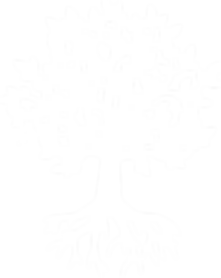 Anxiety and despression white tree image
