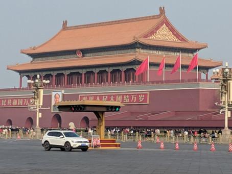 Trinity Capital Goes to China